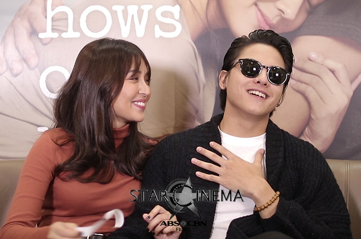 That look of love from Kath 😍