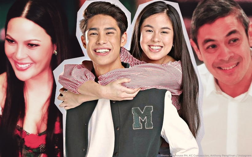 Anthony and KC shipping DonKiss is the cutest thing you'll see all week