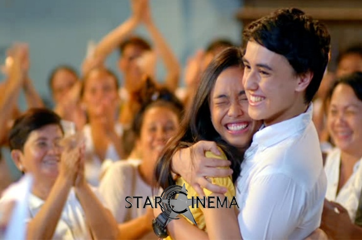 Maymay Entrata and Edward Barber's first film 'Loving in Tandem' is a year old today.