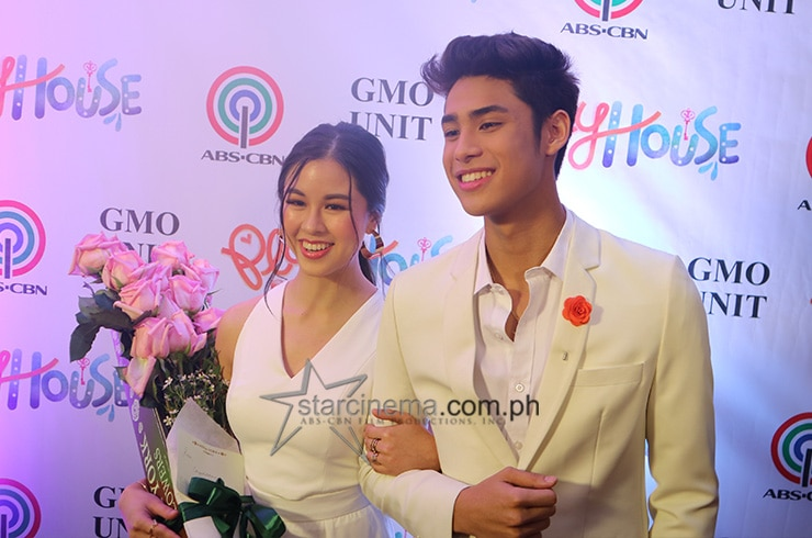 Doesn't DonKiss make a beautiful couple?