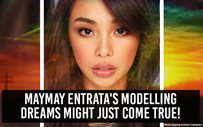 Maymay Entrata's modelling dreams might just come true!