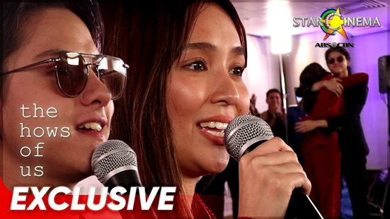 WATCH: Daniel's humility and Kathryn's tearful message during 'The Hows of Us'