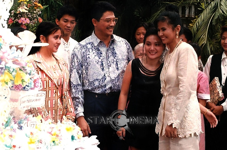 The grand 17th birthday celebration of Clara with the Del Valles