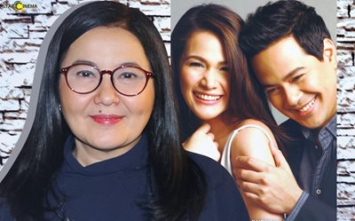 Lorna, gusto ng reunion movie with Bea and John Lloyd!