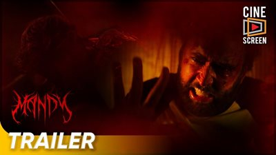 WATCH: Nicolas Cage's fight against the 'ultimate evil' gets bloody and violent!