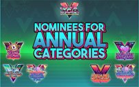#SCA5: Voting for the Annual Categories are now CLOSED