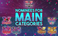 #SCA5: Voting for the Main Categories are now CLOSED