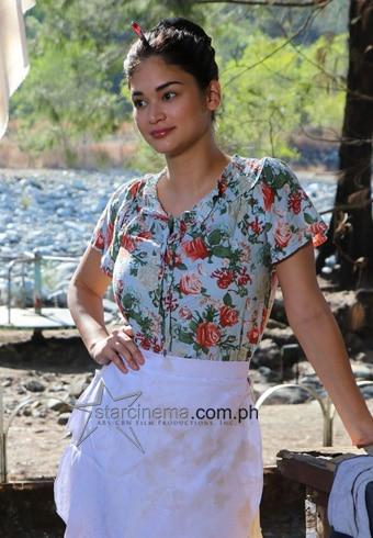 Pia Wurtzbach is Abi in Cathy Garcia-Molina's