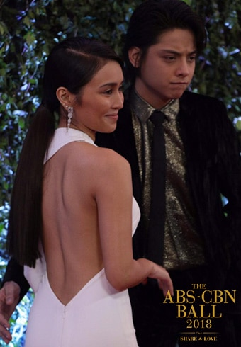 The KathNiel magic hit the red carpet!