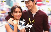 Hello, Love, Goodbye' earns ₱880.6M, now the highest grossing film in the country!