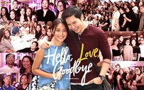 "IN PHOTOS: Scenes from the ""Hello, Love, Goodbye"" Thanksgiving Party"