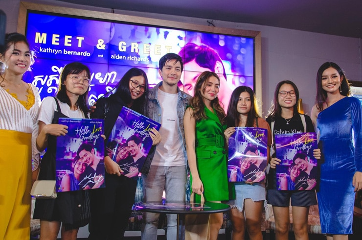 IN PHOTOS: Kathryn and Alden attend 'Hello, Love, Goodbye' special screening in Cambodia 04