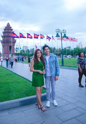 IN PHOTOS: Kathryn and Alden attend 'Hello, Love, Goodbye' special screening in Cambodia 17