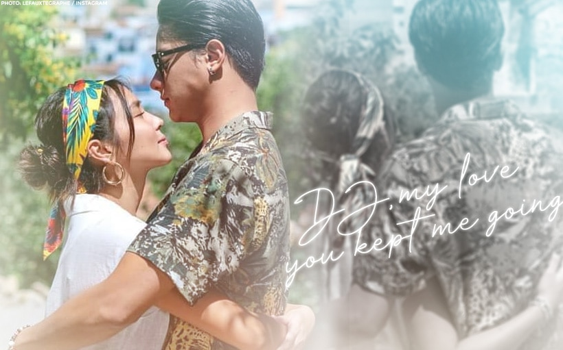 Kathryn on Daniel: 'He is my source of inspiration'
