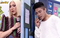Ion Perez, hinarana si Vice Ganda sa 'It's Showtime!'