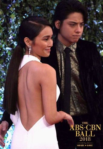 Kathryn and Daniel's charming red carpet looks through the years! 7