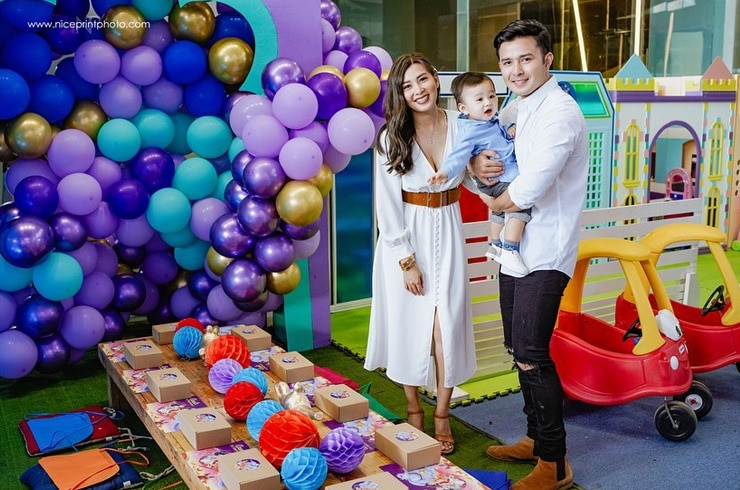 "Baby Axel's ""Aladdin""-themed first birthday party! 11"