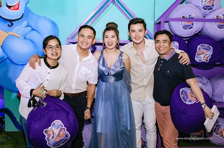 "Baby Axel's ""Aladdin""-themed first birthday party! 21"