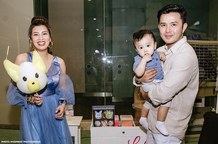 "Baby Axel's ""Aladdin""-themed first birthday party! 22"