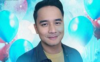 JM de Guzman celebrates his birthday with 'Pamilya Ko' cast