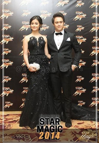 Liza and Enrique's stunning looks in the red carpet in the past 1