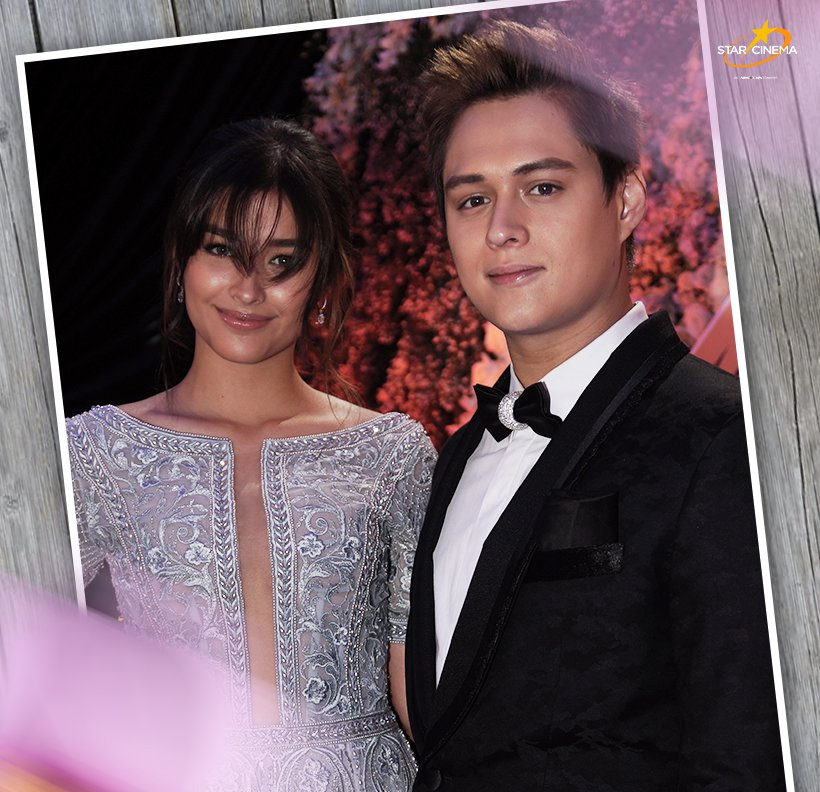 Liza and Enrique's stunning looks in the red carpet in the past 3