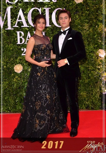 Liza and Enrique's stunning looks in the red carpet in the past 4