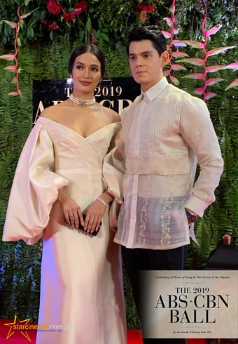 Richard Gutierrez and Sarah Lahbati