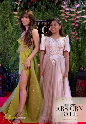Lala Vinzon and Elha Nympha