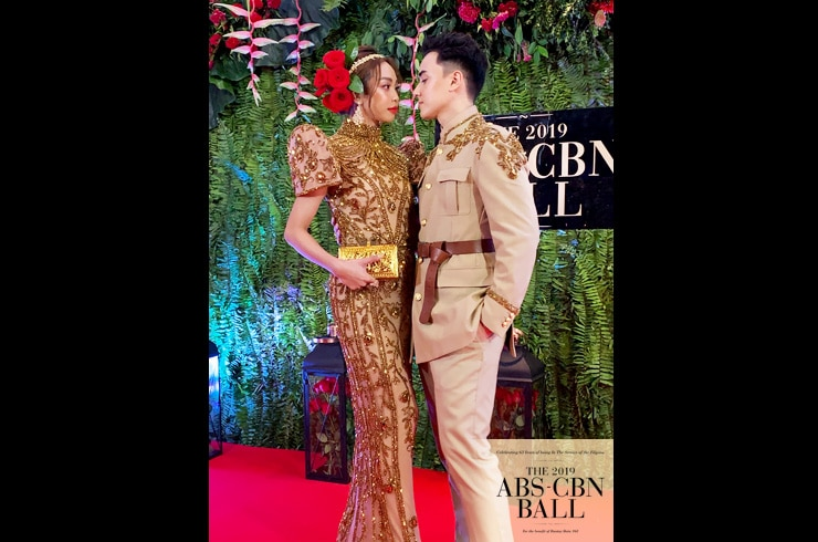 The special awardees during the ABS-CBn Ball 2019! 01