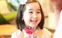 Scarlet Snow Belo, now a tourism ambassador at 4 years-old!