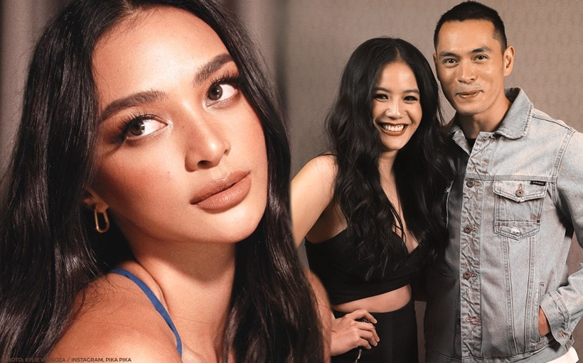 Kylie Verzosa admits getting jealous over Jake Cuenca and Ritz Azul!