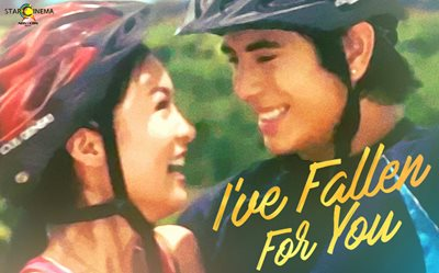 SUPERCUT: Reminisce about your teenage romances with 'I've Fallen for You'