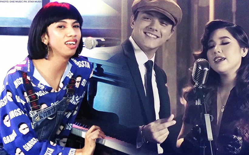 Mimiyuuuh's hilarious cover of Daniel and Moira's 'Mabagal'