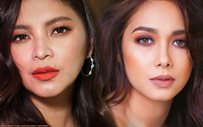 Maja Salvador, amazed by Angel Locsin's stunt on 'The General's Daughter'
