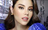 Catriona Gray, hailed as Woman of the Year by a Dubai magazine!