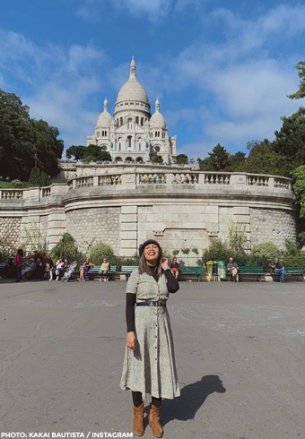 Kakai Bautista's wonderful trip around Europe 22