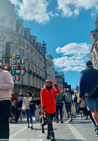 Kakai Bautista's wonderful trip around Europe 7