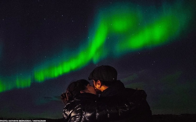 Kathryn and Daniel's magical trip to Iceland 1