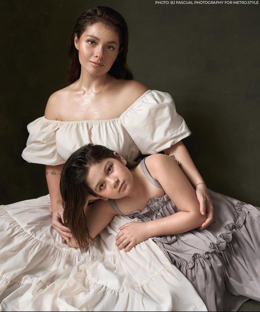 Andi Eigenmann's maternity shoot with her Baby #3!