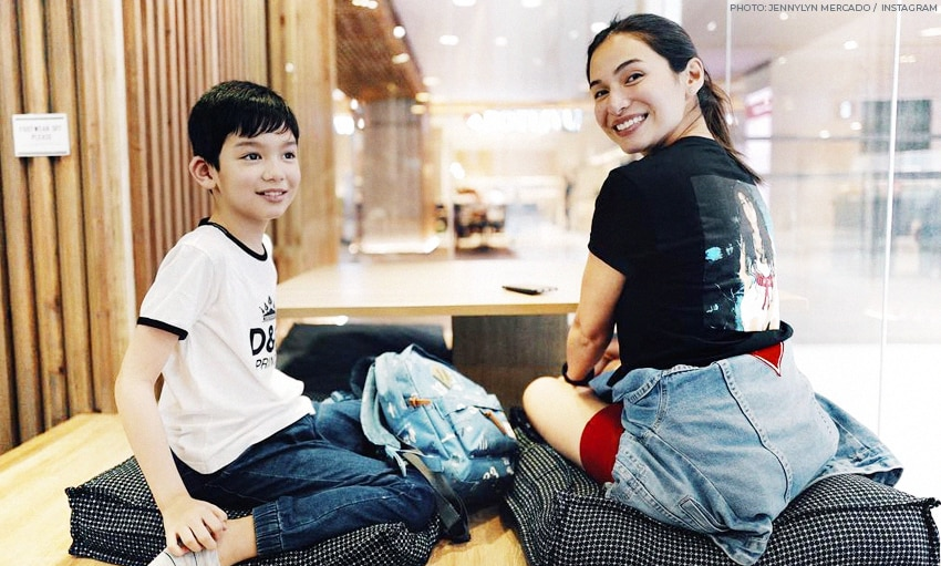 Jennylyn Mercado stands up for all single moms: 'Having a kid early doesn't make you less of a woman'