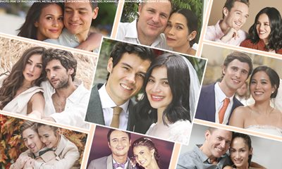 13 Pinoy celebrities who married foreigners