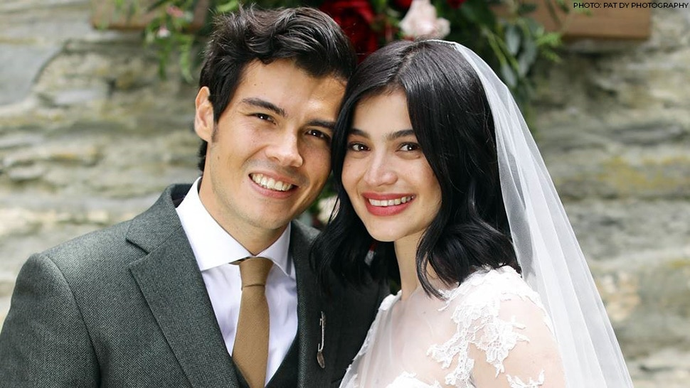 Anne said 'I do' to Filipino-French boyfriend Erwan in a grand wedding ceremony in New Zealand last November 2017. Last March, their first child Dahlia was born!