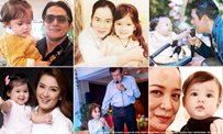 10 Pinoy celebrities with the cutest grandbabies!