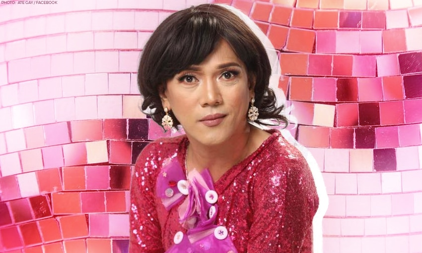 Ate Gay is the undisputed queen of mashups, here's proof