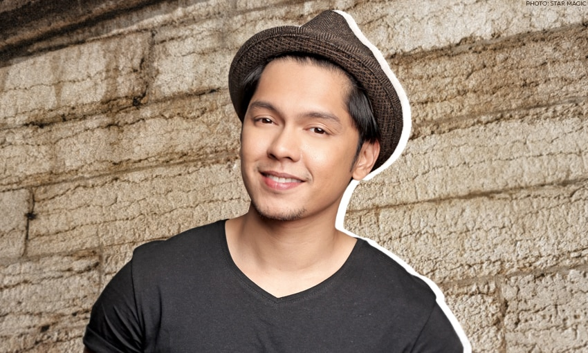 What Carlo Aquino's life looks like now that he's a family man