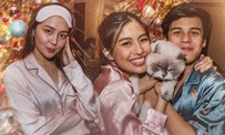 Khalil, Gabbi recall how Kathryn Bernardo became their 'cupid'