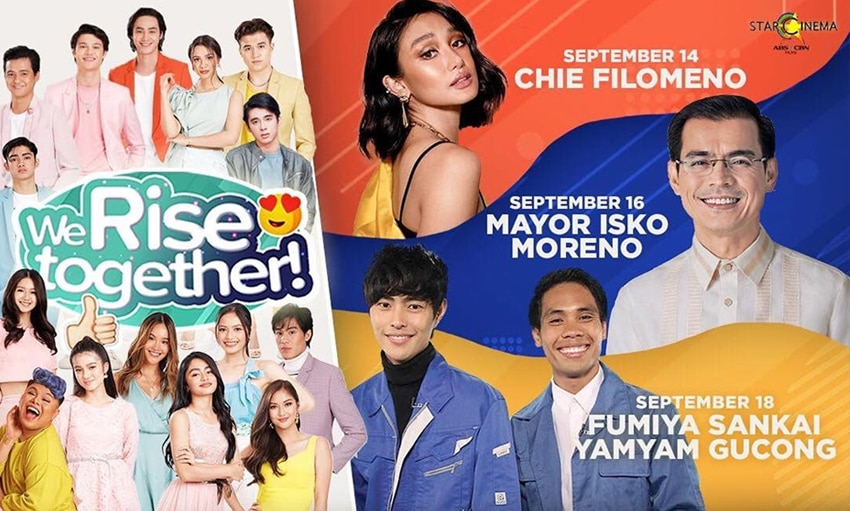 This Week on 'We Rise Together': Mayor Isko's words of wisdom, Chie on achieving her IG feed goals + more!