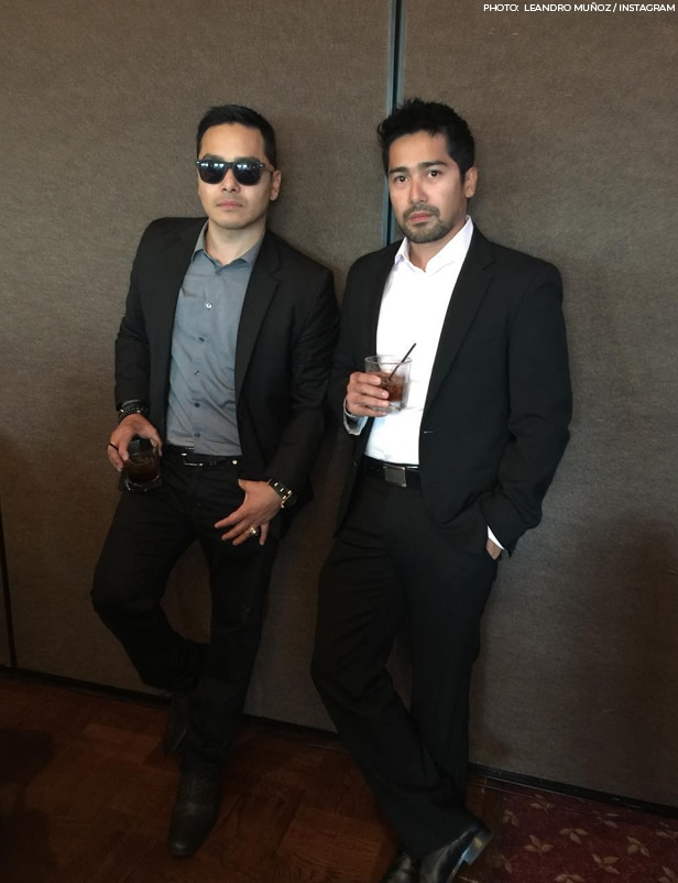 At the peak of their careers, brothers Leandro Muñoz and Carlo Muñoz left showbiz to be entrepreneurs in the United States.