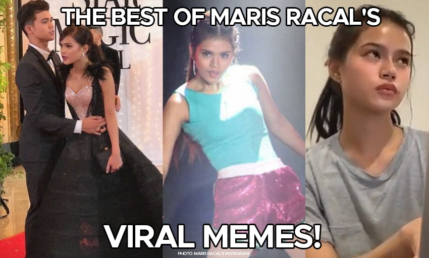 COMPILED: The best of Maris Racal's viral memes!